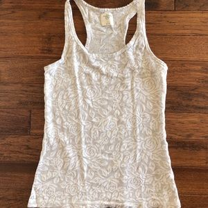 Abercrombie & Fitch floral tank